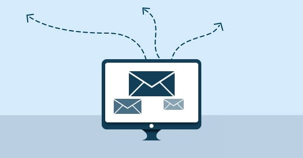Email Management Illustration