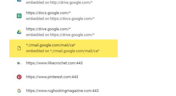 Gmail Notification Setting Allow