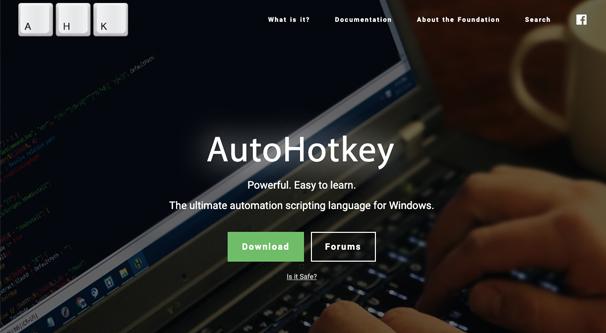 AHK Homepage