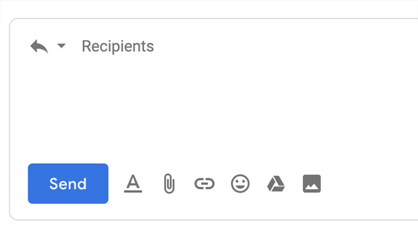 Gmail Compose Popup